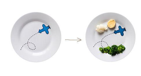 тарелки для детей с рисунком