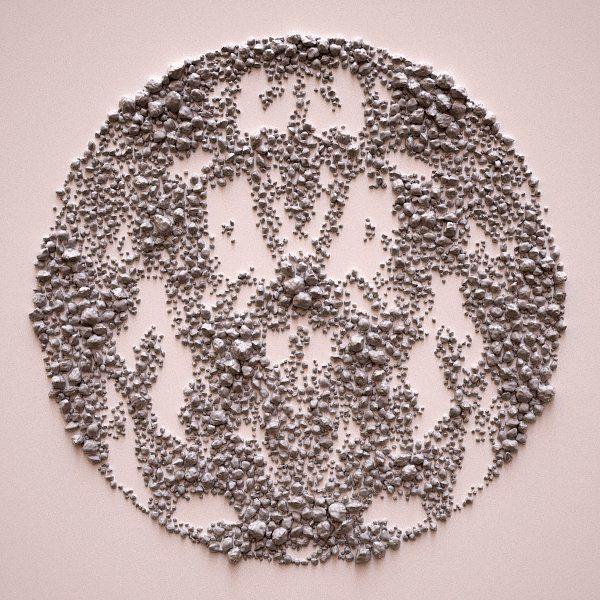 композиции из камней