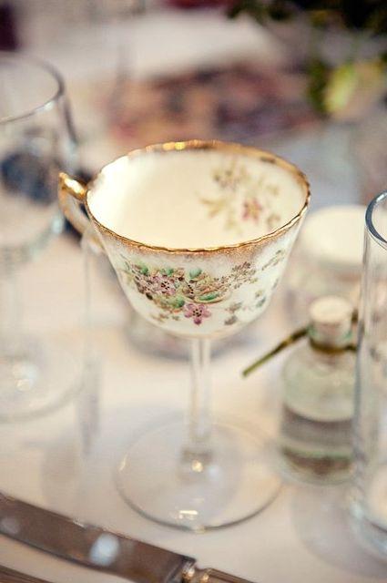 чашки бокалы своими руками