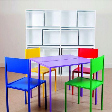 оригинальная мебель для маленькой комнаты