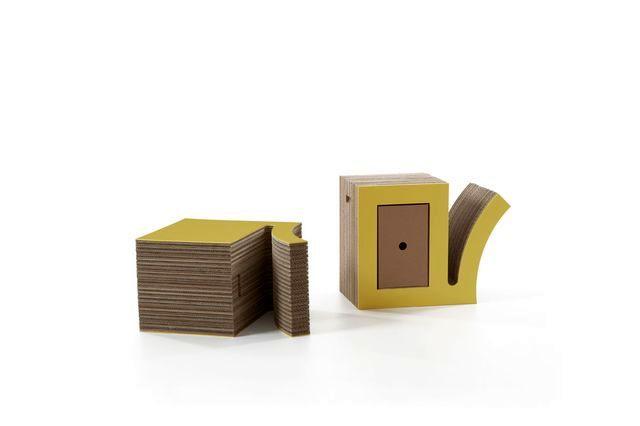 картонная мебель - тумбы из картона