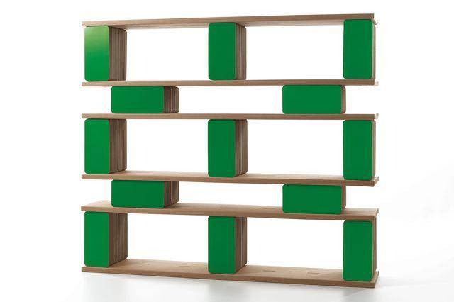 стеллаж - картонная мебель