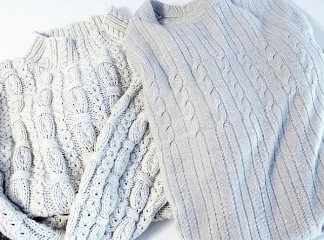 мастер-класс подушки из старых свитеров