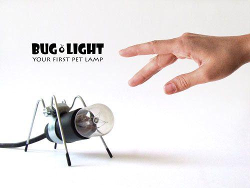светильник муравей