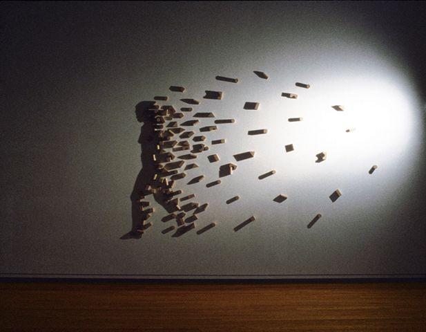 инсталляция Kumi Yamashita