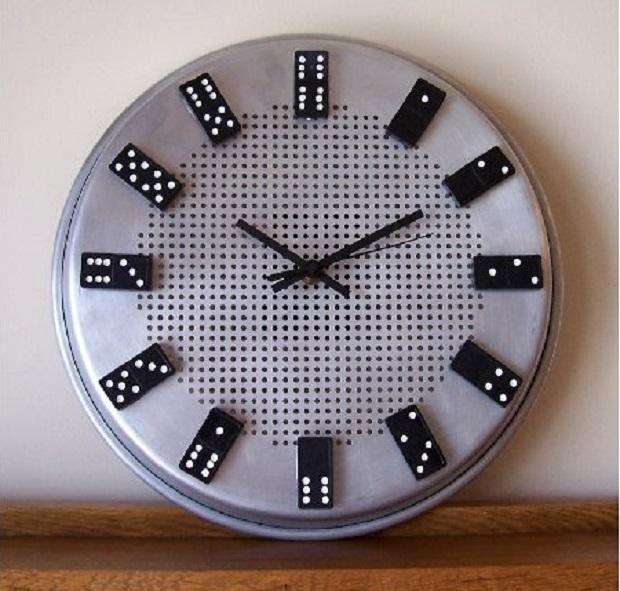 часы домино своими руками