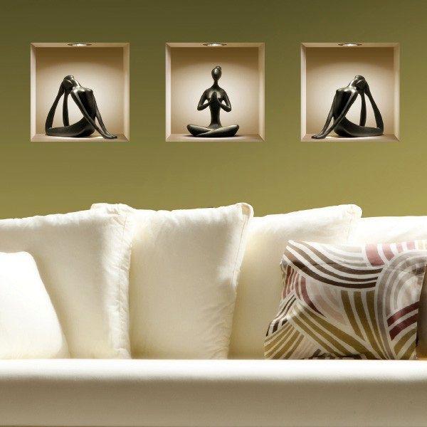 Декоративные наклейки