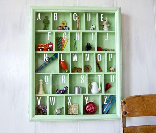 Интерактивный алфавит для малышей своими руками