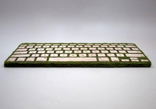 деревянная клавиатура своими руками