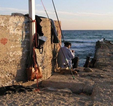 вешалка Roberope на рыбалке