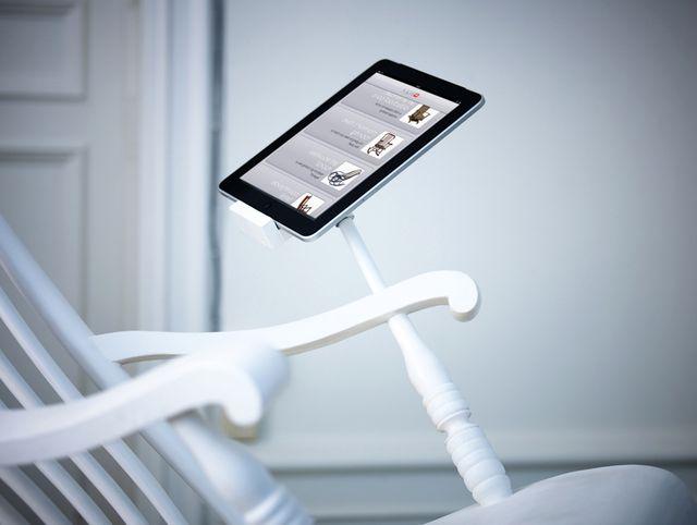 док-станция для iPad