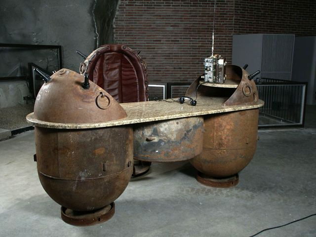 стол - мебель из мин