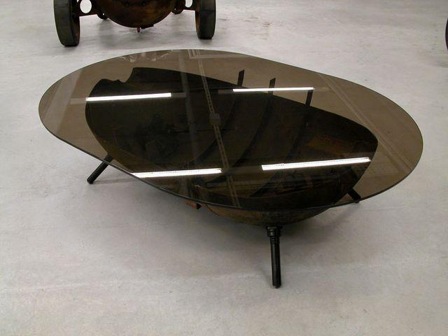 мебель из мин - журнальный столик