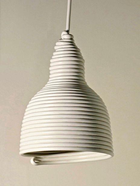 лампа из провода cordial lamp