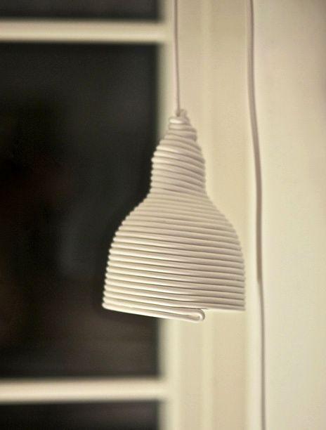 светильник из провода