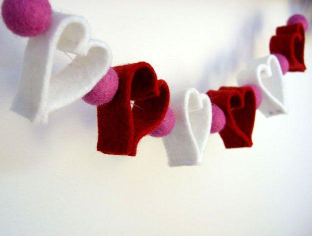 поделки сердечки своими руками на день валентина