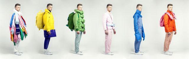 обнимающая куртка и другие вещи коллекции Hug Me