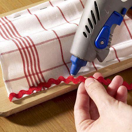 мастер-класс как сделать карманы для столовых приборов своими руками