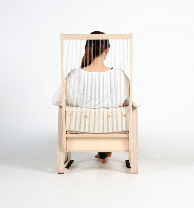 струнное музыкальное кресло