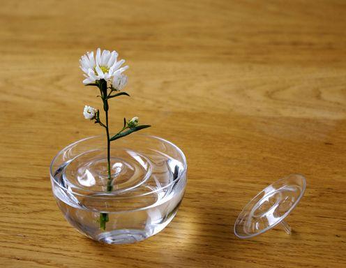 ваза для одного цветка