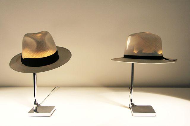 лампы из шляп своими руками