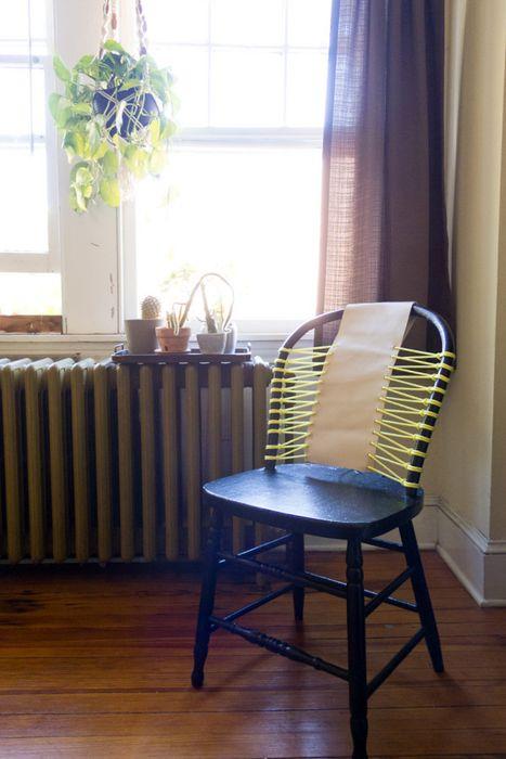 реставрация венского стула своими рукми