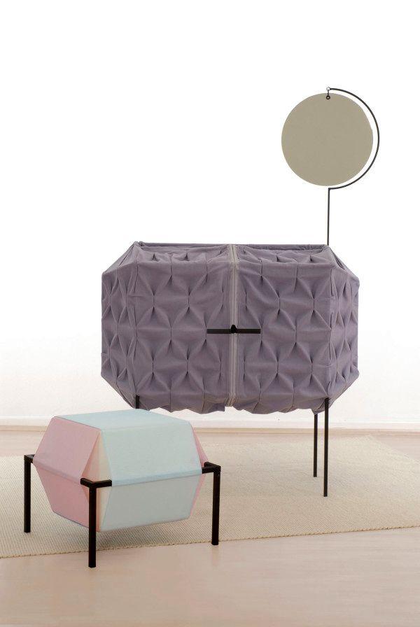 мебель из ткани Meike Harde