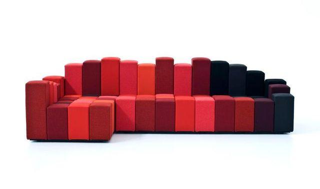модульный диван -трансформер Do-Lo-Rez