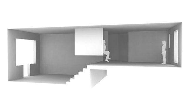 подвесная спальня, проект