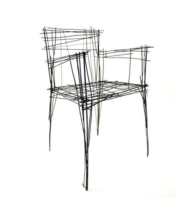 мебель из проволоки