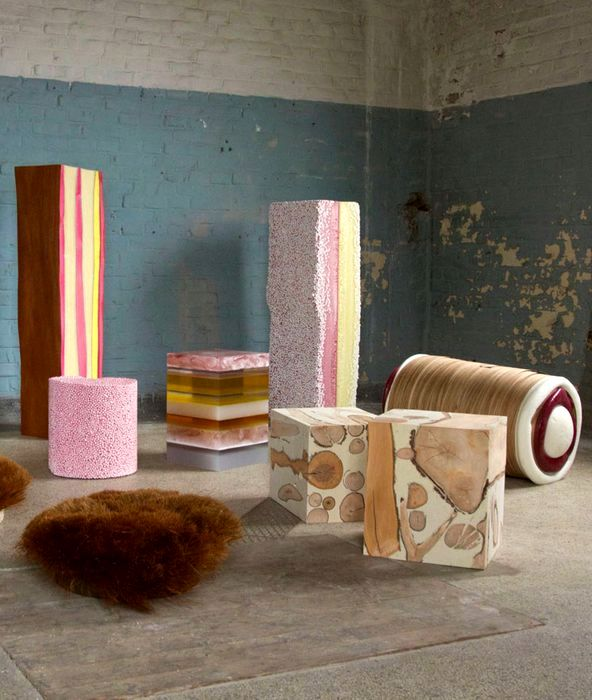 кондитерская мебель от matthias borowski