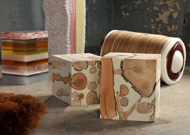 оригинальная мебель словно сладости от matthias borowski