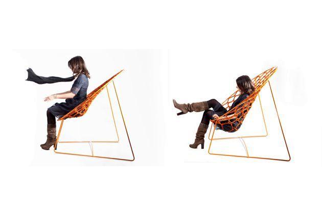 кресло для дачи и загородного дома Nook Chair