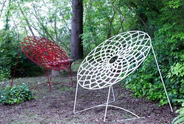кресло Nook Chair для дачи и загородного дома