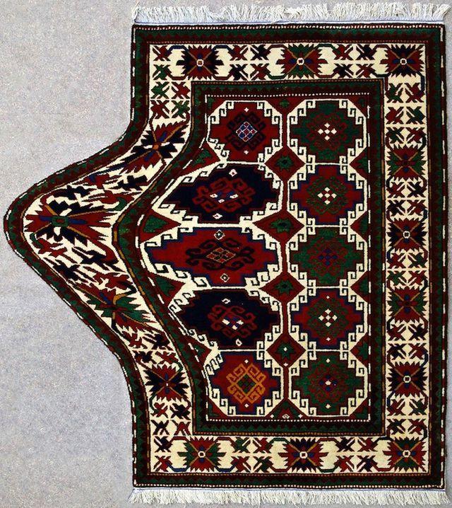 оригиальные азербайджанские ковры Faig Ahmed