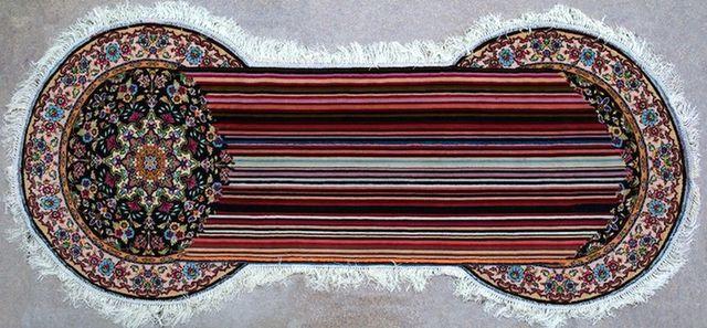 азербайджанские ковры Faig Ahmed