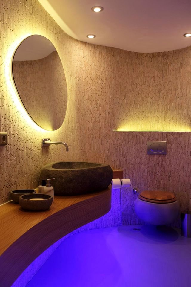 Bauma очаровательный интерьер ванной