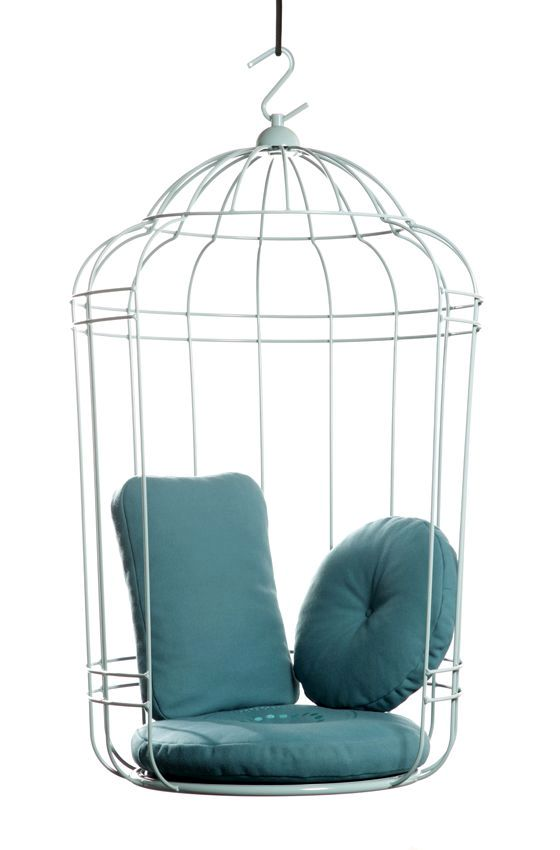кресло Cage в виде клетки птицы