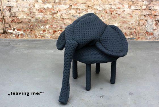 табуретка - слоник
