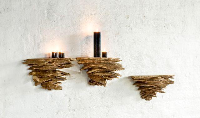 деревянные полки woodnwonder