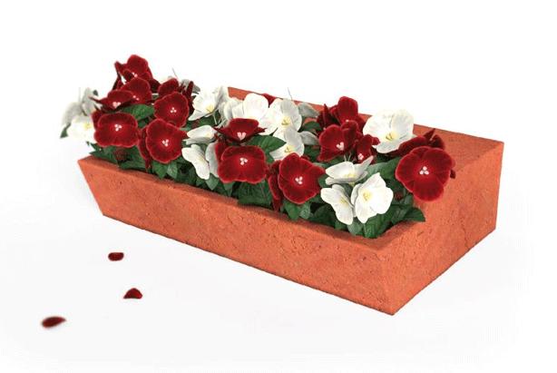 brik кирпичный блок для растений