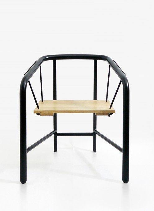 кресло качели portique armchair
