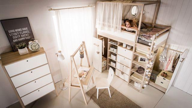 детская мебель трансформер Spot