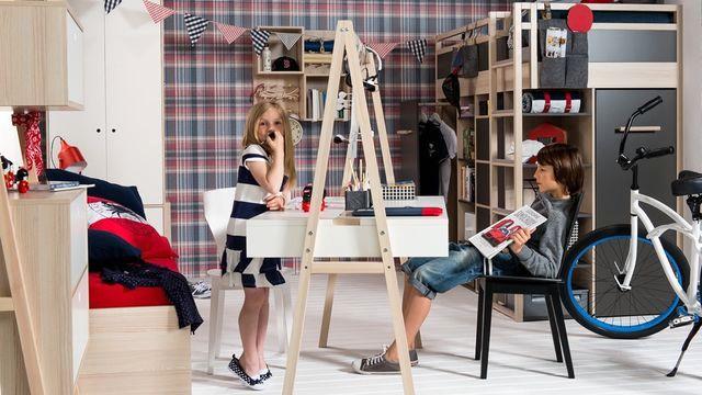 стол детская модульная мебель
