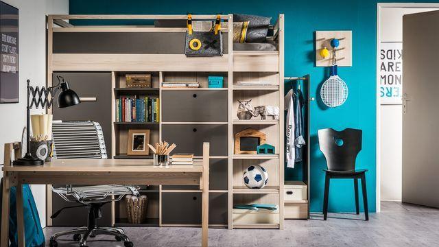 модульная детская мебель трансформер от Wiktoria Lenart