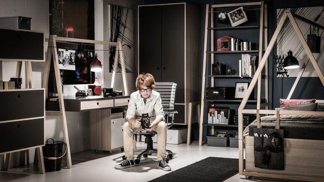 модульная мебель для комнаты подрстка