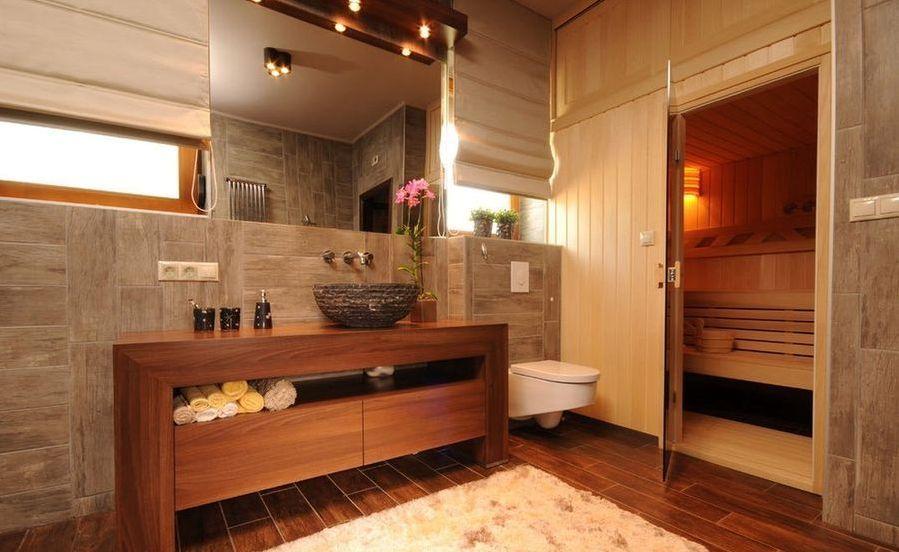 Ванная комната с саунами пенал ванной комнаты красноярск