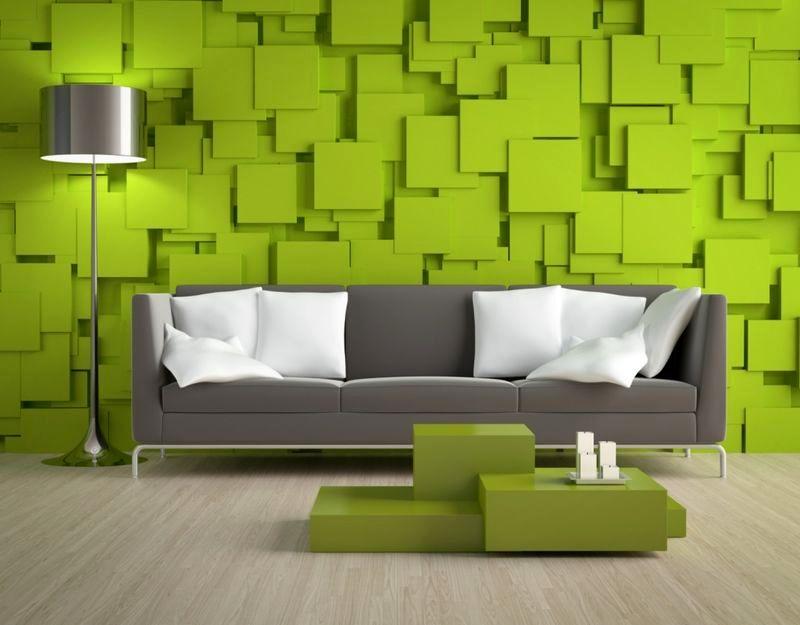 объемные декоративные панели на стену