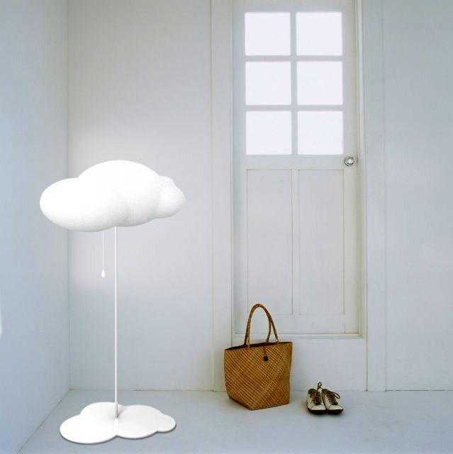 светильник напольный в виде облака zhao liping