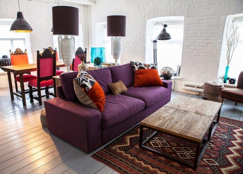 интерьер двухкомнатной квартиры (1)